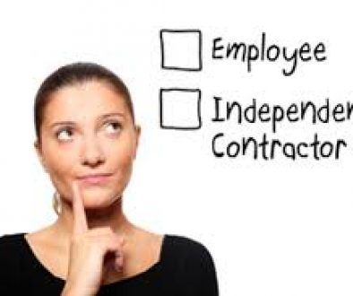 Are your independent contractors classified correctly?